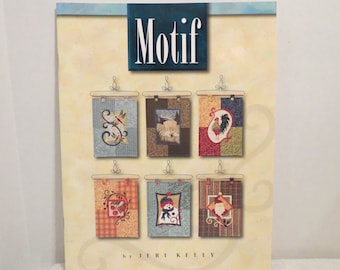 Motif Quilting by Jeri Kelly 2008