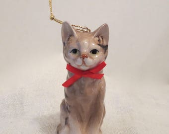 Kitty Cat Ornament
