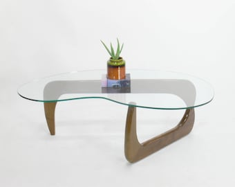 ON HOLD-Mid Century Modern Noguchi Inspired Coffee Table