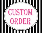 Custom Order for Lynn
