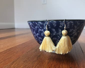 Itsy Bitsy Tassle Earrings