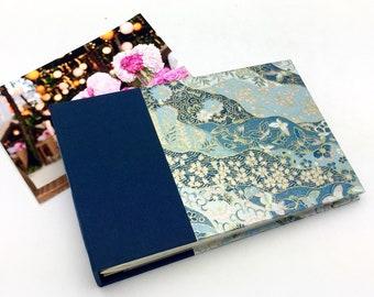 Mini Photo Album, Blue Butterflies, 36 4x6 photos, In Stock