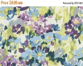 SALE 10% Off - Impressions in Purple S360 - SUNDAY Morning - Dear Stella Design Fabric - 1 Yard