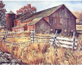 Tobin's Barns