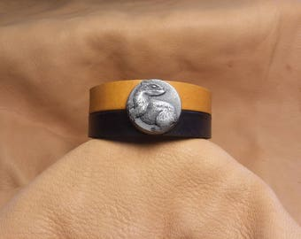 Hufflebutt Wizarding Bracelet