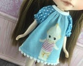 Blythe Smock Dress - Kewpie