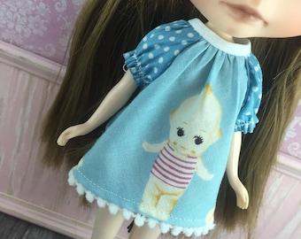 Blythe Smock Dress - Kewpie
