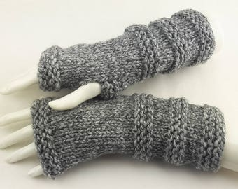 Fingerless gloves - Arm warmers - Womens Fingerless - Chunky Gloves - Wrist warmers - Hand warmers |