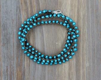 beaded wrap bracelet, boho bracelet stack, boho wrap bracelet, bohemian bracelet, boho jewelry, stackable bracelet, boho bracelet set, gift