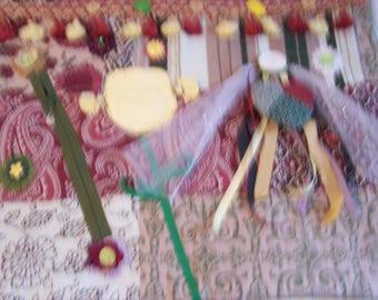 Fidget Pad - Fidget Quilt - Alzheimers Quilt - Dementia -Restless Fingers - Senior Gift - Sensory Disorders - Storke - Rehab - Brain Trauma