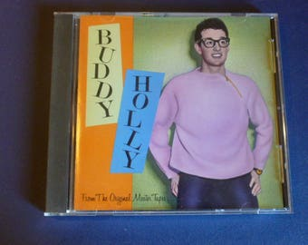 On Sale! Buddy Holly From The Original Master Tapes CD MCAD-5540 MCA 1985