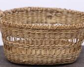 Miniature wash basket - 1:12th scale