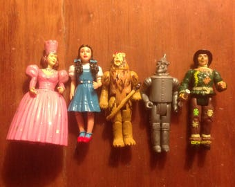 Wizard of Oz Turner Figurines Set of 5 #1