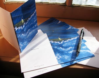 """10-pack of Note Cards """"Thinking of You"""""""