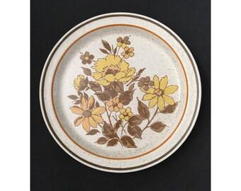 Vintage Floral Shannon Plate