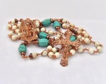 Unbreakable Rosary of The Gates Of Heaven (St. Joseph & Christ Child)