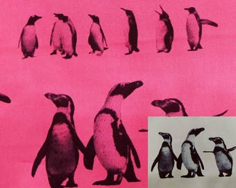 Photo style animals in black, 1/2 yard, pure cotton fabric