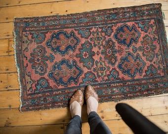2.5x4 Vintage Lilihan Rug