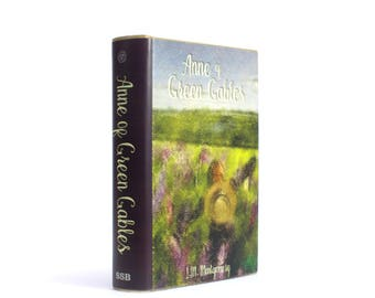 Anne of Green Gables - Classic Canadian Secret Hollow Book Safe