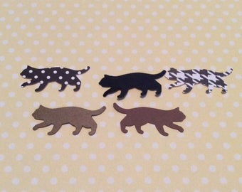 50 cats prowling punches, you choose confetti,paper punches,nature ounches, animal punches