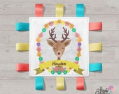 Deer - Personalised tag b...