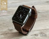 RESERVED FOR Tori Munaretto Apple Watch  Band Watchbands Series 1 and 2 42mm 38mm [Handmade] [Custom Colors]