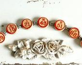 Bingo Bracelet , Vintage ...