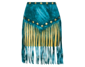 Super Fly Fringe Skirt