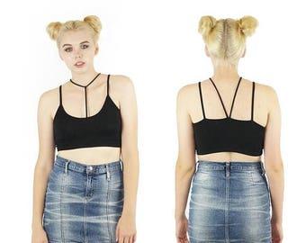 ON SALE Y2K 90s Acid Wash Mini Skirt, High Waisted Club Skirt, Millennial Looks, Stretch Denim, Women's Size 11 Medium