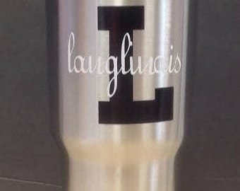 Decal Personalize