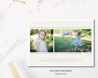 Holiday Wonder Christmas Cards