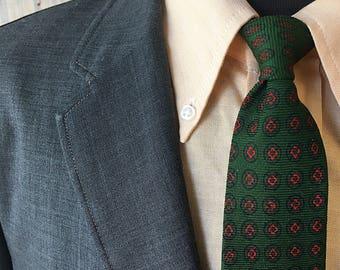 41R Vintage 1960's Men's 3 Button Suit Maiwo Yang Custom