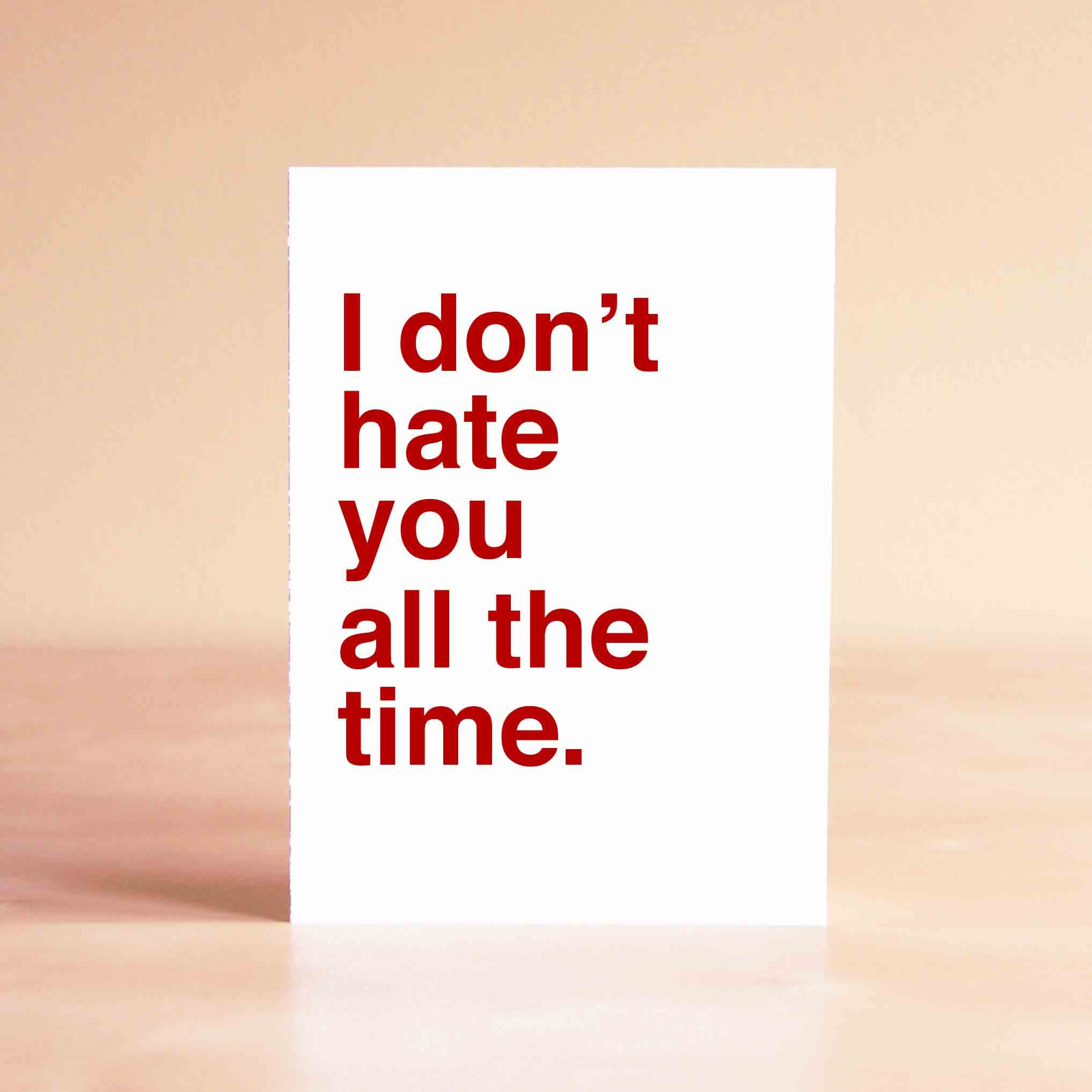 Funny Valentine Card  Funny Anniversary Card  Funny Husband Card