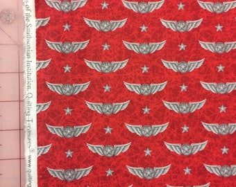 Aviator Wings by Quilting Treasures
