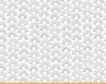 Lemmikki by Lotta Jansdotter for Windham Fabrics - 43094-6 - Pewter - 1/2 Yard Cotton Quilt Fabric