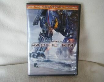 DVD Movie Pacific Rim - Used