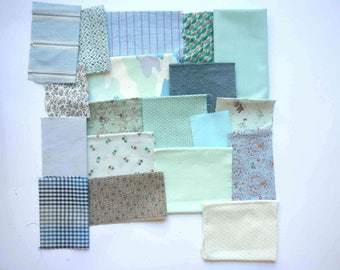 set of fabrics for patchwork 213 coupons
