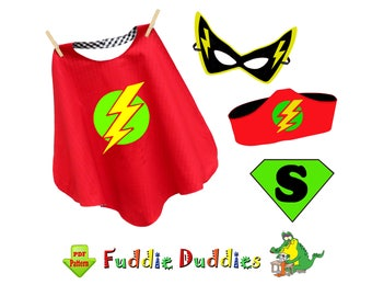 Toddler Superhero Cape Pattern, Boys Sewing Pattern PDF,  Superhero Costume Pattern, Children Clothing Pattern, Kids Sewing Pattern Charlie