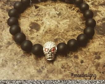 Onyx Skull