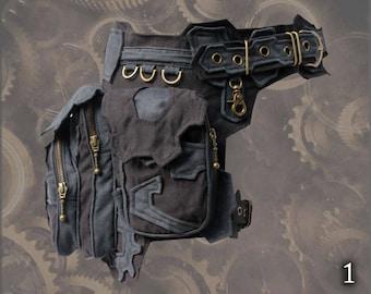 Clockwork Belt ~ steampunk style