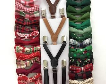 Black Leather Suspenders PU Suspenders Men's Suspenders toddler suspenders skinny suspenders mens suspenders Rustic wedding Groomsmen Outfit
