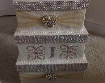 Wishing well or cardbox