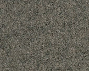5/8 Yards Camira Wool Upholstery Fabric Blazer Trevelyan Grey Wool 71217A