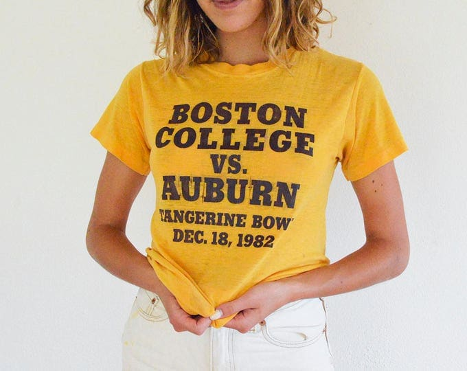 Vintage College Tee