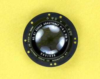 "No.31 Kodak Anastigmat f/4.5 5 1/2"" Lens"