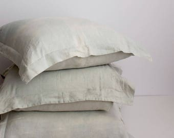 Light Blue Pillow Covers