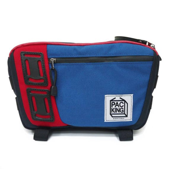 PacKing Camera Cross-body Bag / Blue