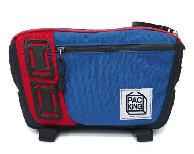 PacKing Camera Cross-body Bag / Blue