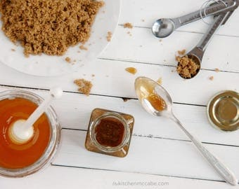 Brown Sugar & Honey