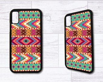 Colorful Tribal Phone Case - iPhone 7/8 - iPhone 7/8 PLUS - iPhone X - CPC0023